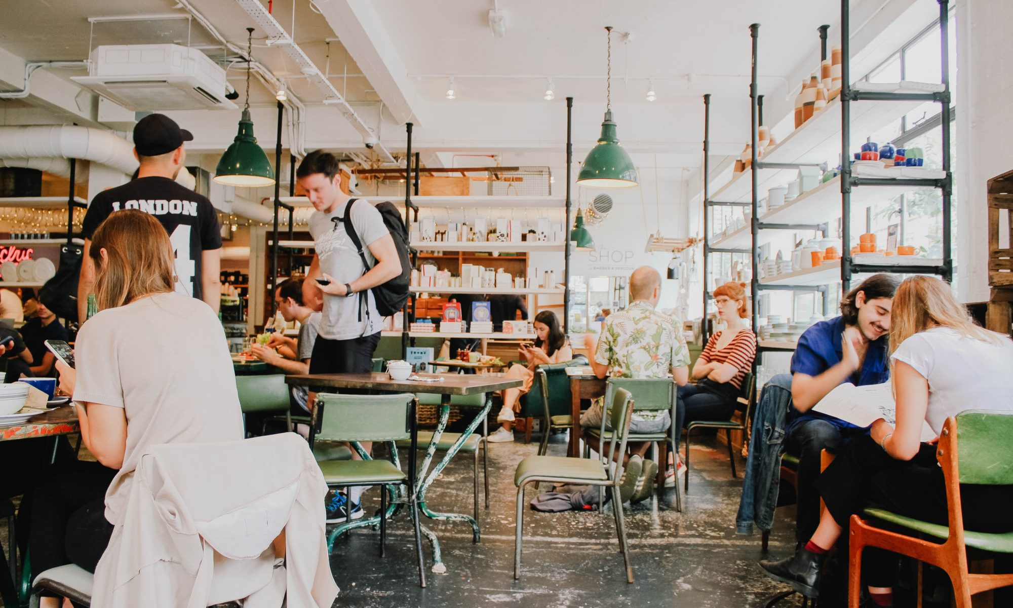 Aménager une cafétéria
