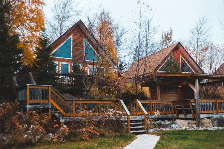 conception maison bois